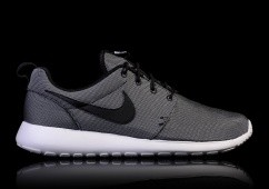 NIKE ROSHE ONE PREMIUM 'BLACK/WHITE-WOLF GREY'