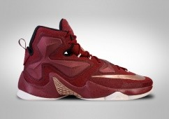 NIKE LEBRON XIII 'CAVALIERS' TEAM RED