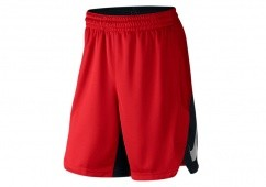 NIKE HYPERELITE POWER SHORTS UNIVERSITY RED