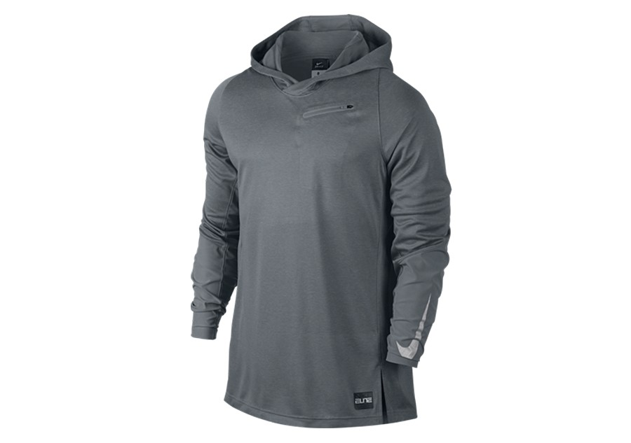 84c1b749b9f8 NIKE HYPER ELITE HOODED SHOOTER COOL GREY price €47.50