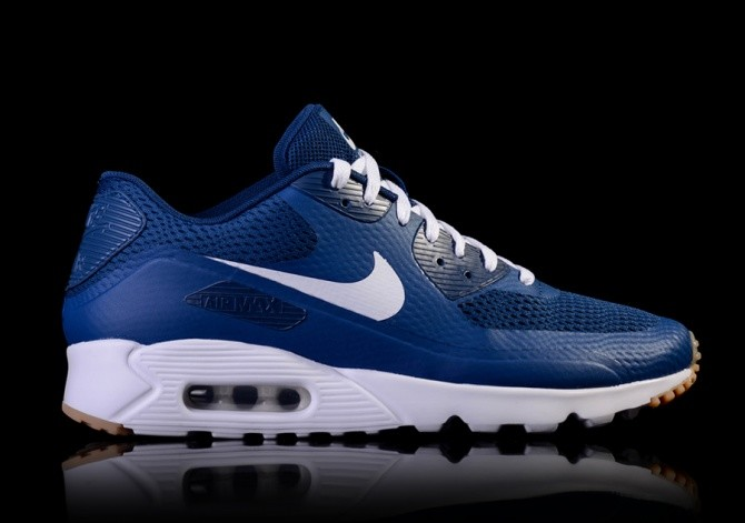 super popular 77168 0974e NIKE AIR MAX 90 ULTRA ESSENTIAL COASTAL BLUE