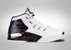NIKE AIR JORDAN 17+ RETRO COPPER