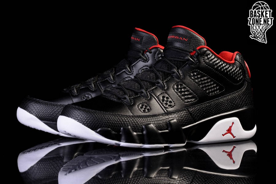 47a9135ea16e NIKE AIR JORDAN 9 RETRO LOW BRED price €162.50