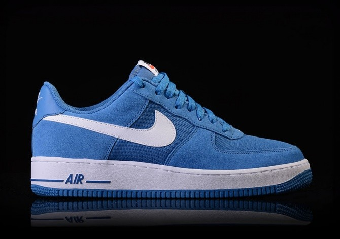 NIKE AIR FORCE 1 STAR BLUE/WHITE