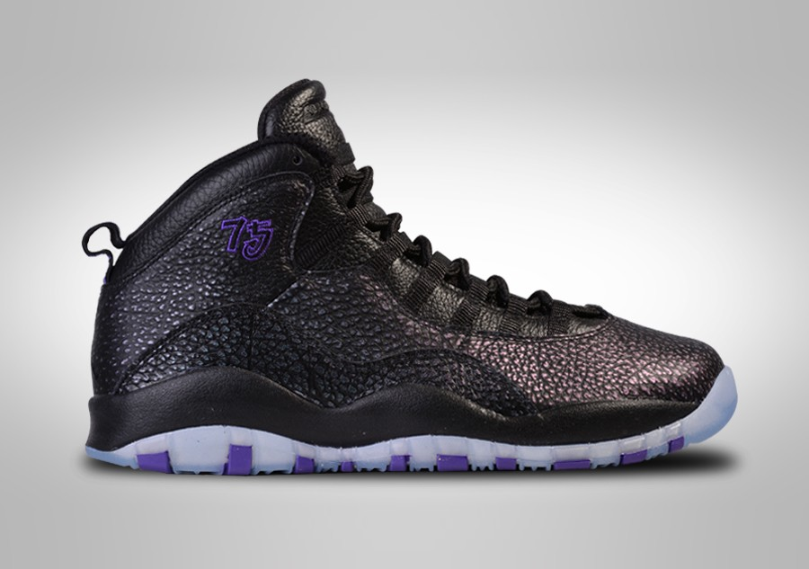 buy online cfc16 2bce7 NIKE AIR JORDAN 10 RETRO PARIS price €185.00   Basketzone.net