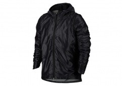 NIKE HYPER ELITE BASKETBALL JACKET ANTHRACITE BLACK