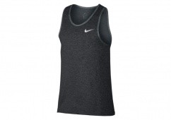 NIKE HYPER ELITE BASKETBALL TANK ANTHRACITE
