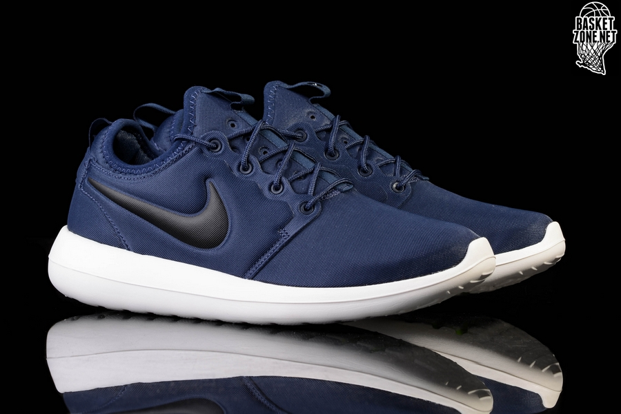 buy online 7634a 57fa8 reduced nike roshe 2 navy blue 911b8 e7a41