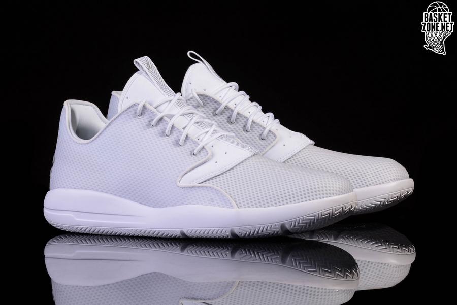 sports shoes fbb70 7c816 NIKE AIR JORDAN ECLIPSE WHITE METALLIC SILVER