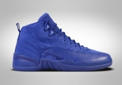 NIKE AIR JORDAN 12 RETRO DEEP ROYAL BLUE