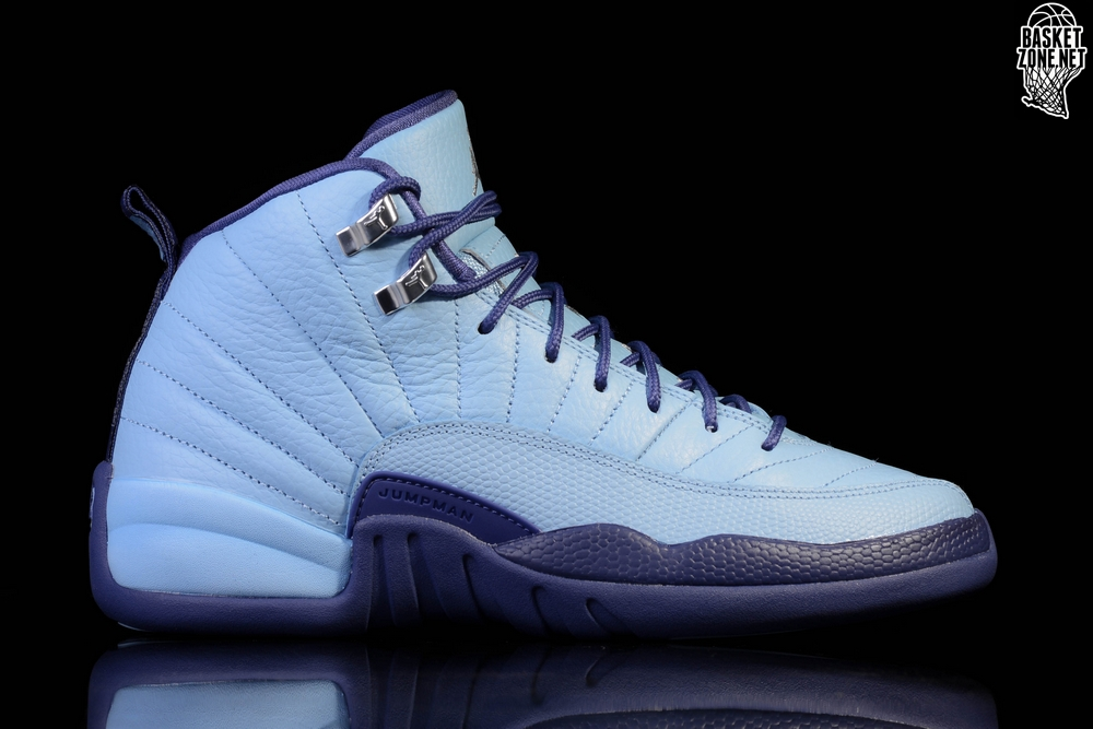 df27881680f0 greece nike air jordan 12 retro north carolina tar heels bg smaller sizes  cd945 fc6c1