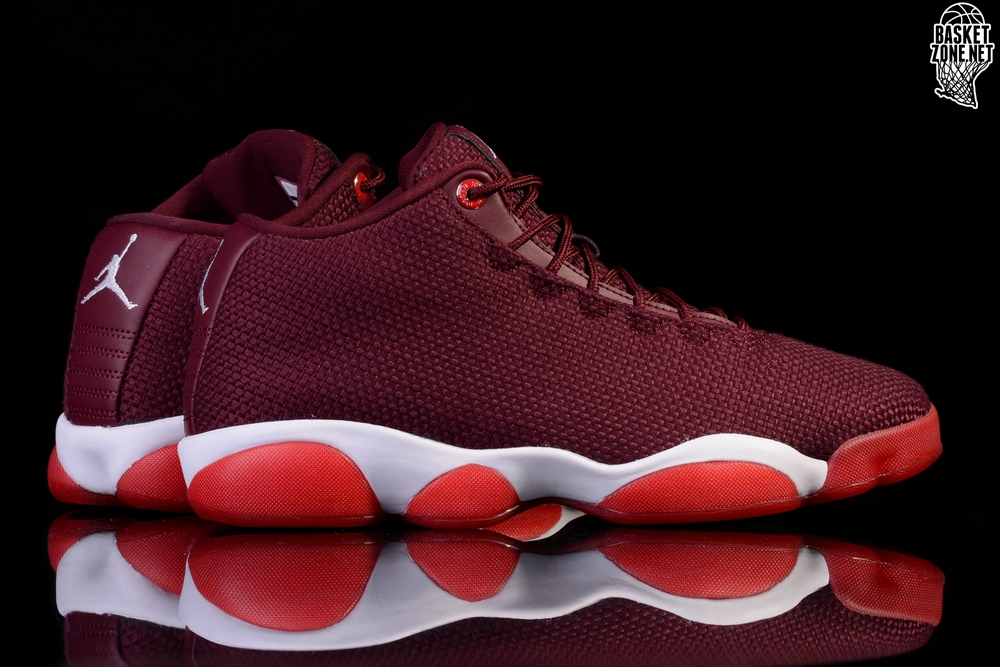 the latest cb62c 08075 where to buy nike air jordan horizon low maroon gym red 4d8d8 dc3bf