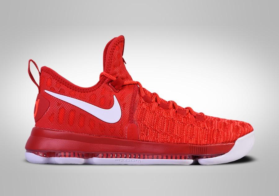 buy online d441b 19bcf NIKE ZOOM KD 9 RED ALERT für €132,50 | Basketzone.net