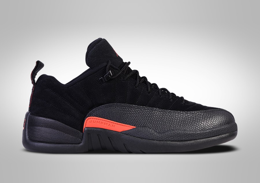 the best attitude e38f9 d3750 NIKE AIR JORDAN 12 RETRO LOW MAX ORANGE price €167.50   Basketzone.net