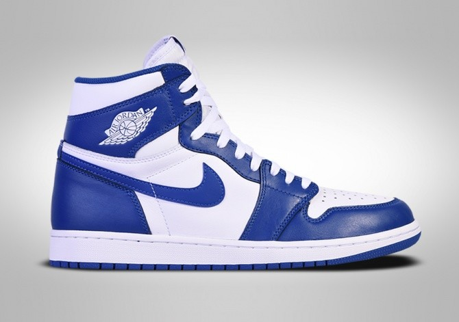 e8f80f8046969 NIKE AIR JORDAN 1 RETRO HIGH OG STORM BLUE price €137.50 ...