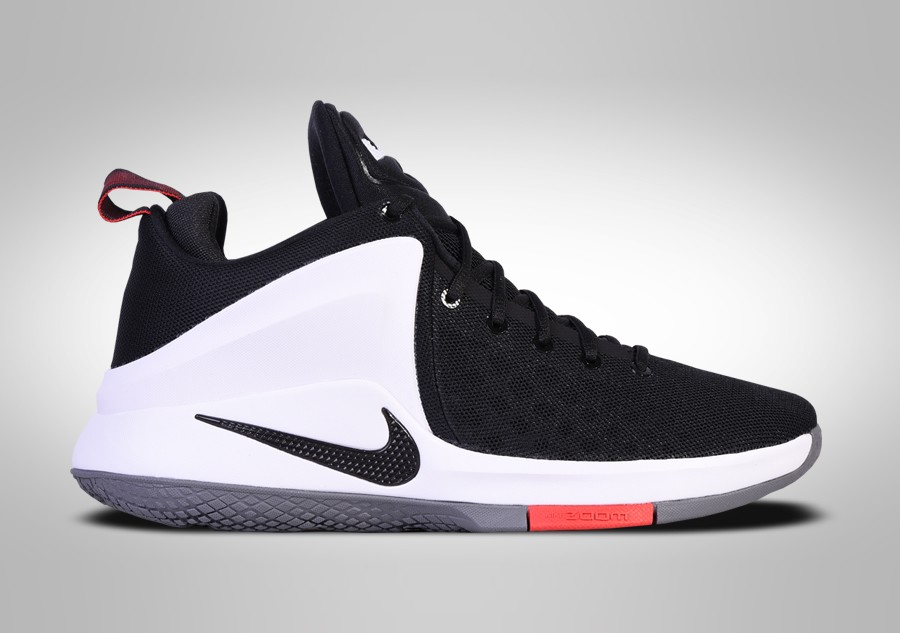 3a3f2d22dee4f NIKE LEBRON ZOOM WITNESS BRED price €82.50