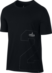 AIR JORDAN FRONT 2 BACK DRI-FIT TEE