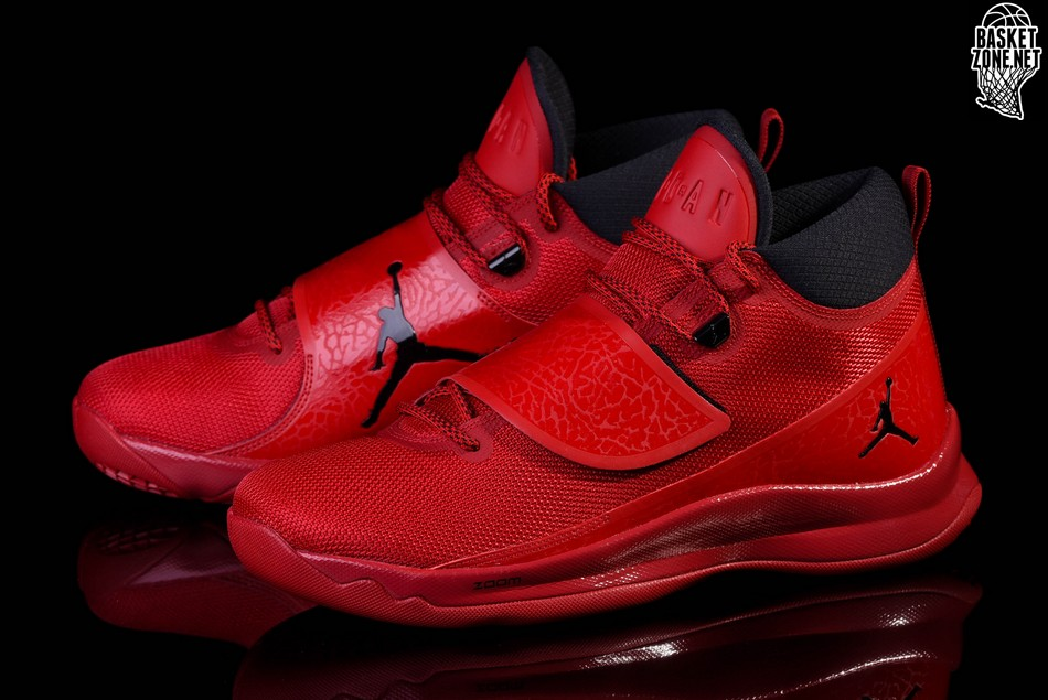 new product 61f94 757ad NIKE AIR JORDAN SUPER.FLY 5 PO RED BLAKE GRIFFIN