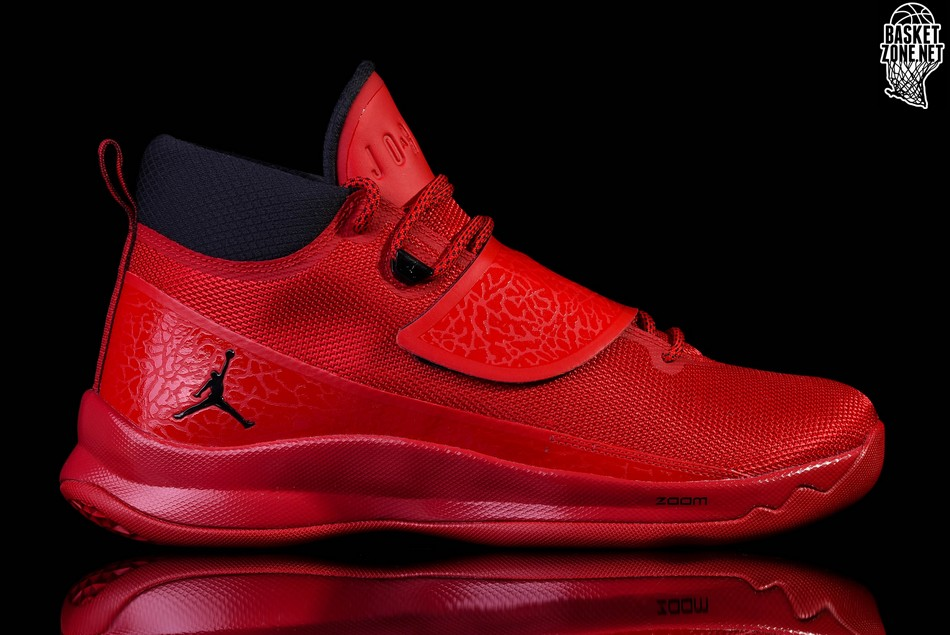 new product 8cfbe c2478 NIKE AIR JORDAN SUPER.FLY 5 PO RED BLAKE GRIFFIN