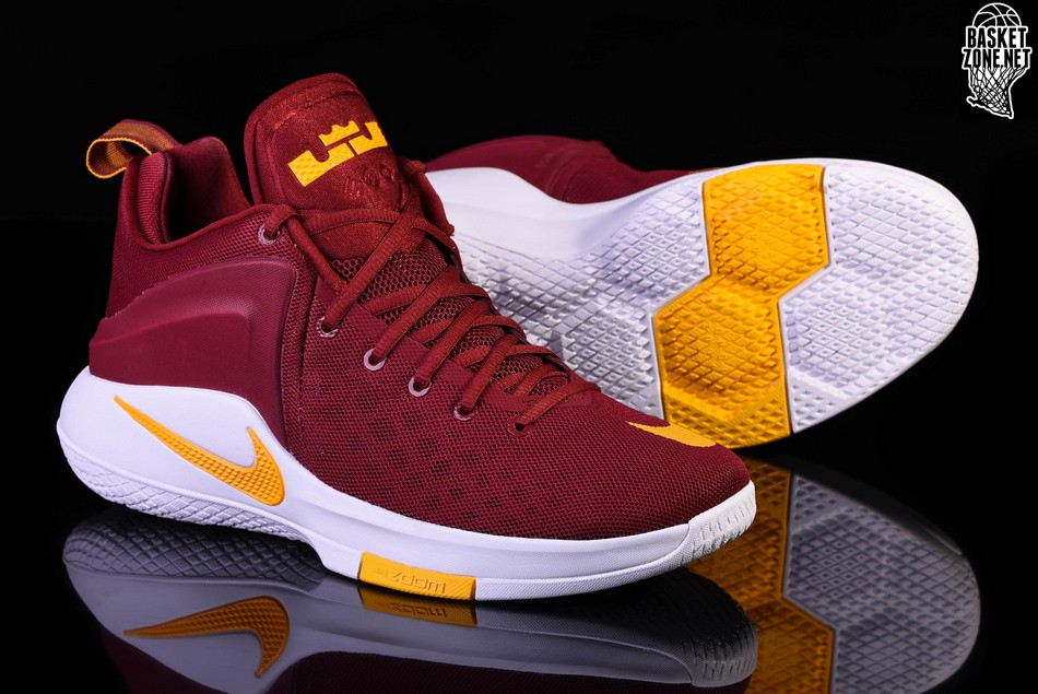 separation shoes f099f 4f1bb coupon code for nike lebron zoom witness cavaliers wine 5f2cf 988b9