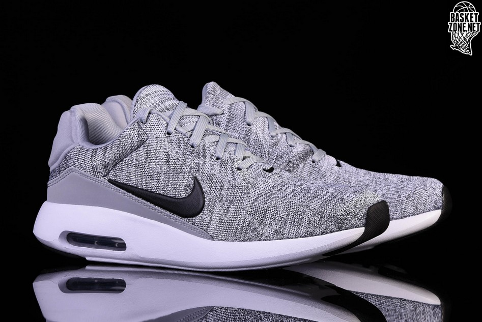 newest 224e8 fee5c NIKE AIR MAX MODERN FLYKNIT WOLF GREY