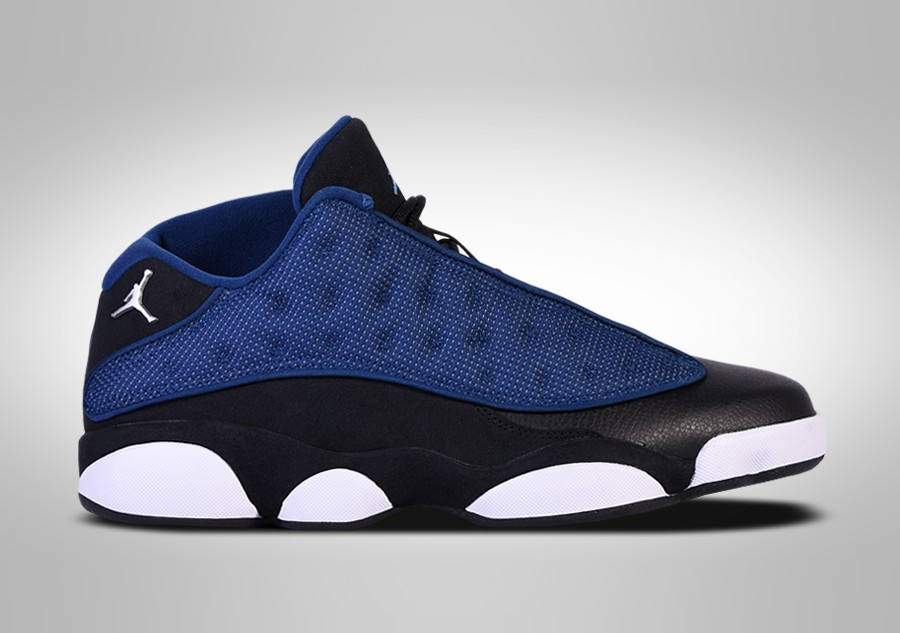 huge selection of a7d61 fa2b6 NIKE AIR JORDAN 13 RETRO LOW BRAVE BLUE price €172.50   Basketzone.net