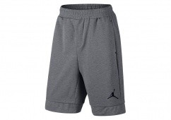 NIKE AIR JORDAN 23 LUX SHORT CARBON HEATHER