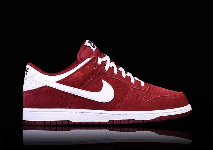 new concept 41f8a 8955a NIKE DUNK LOW TEAM RED price €82.50 | Basketzone.net