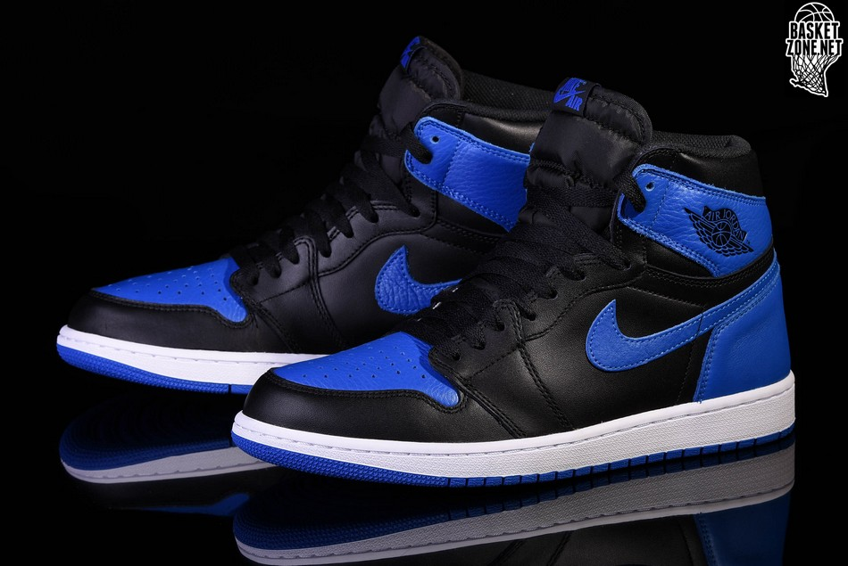 new product e9b0a 62063 NIKE AIR JORDAN 1 RETRO HIGH OG ROYAL BG