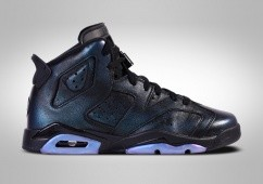 NIKE AIR JORDAN 6 RETRO ALL-STAR GOTTA SHINE BG (SMALLER-SIZE)