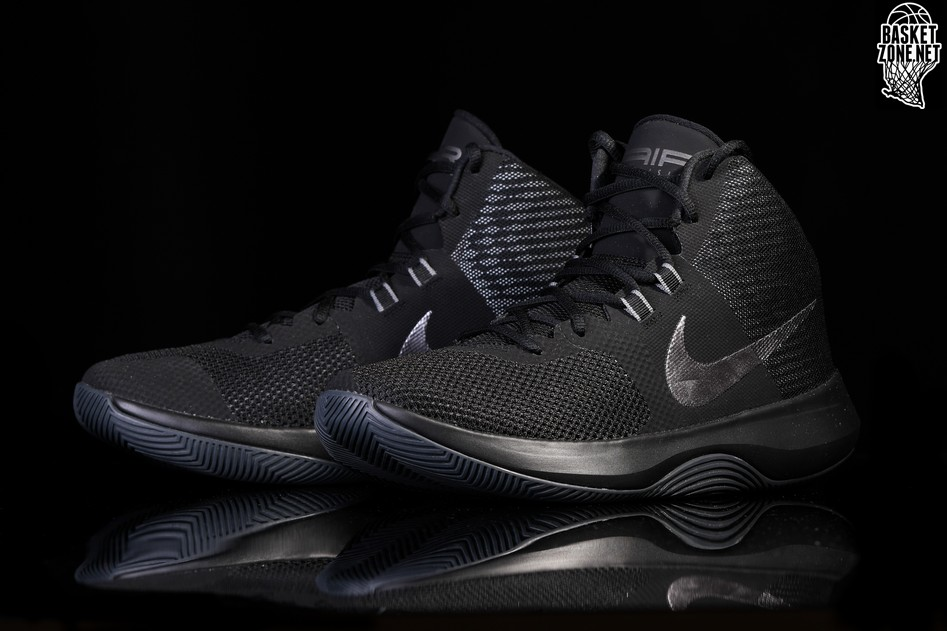 new style d8c03 f3f99 NIKE AIR PRECISION NBK BLACKOUT