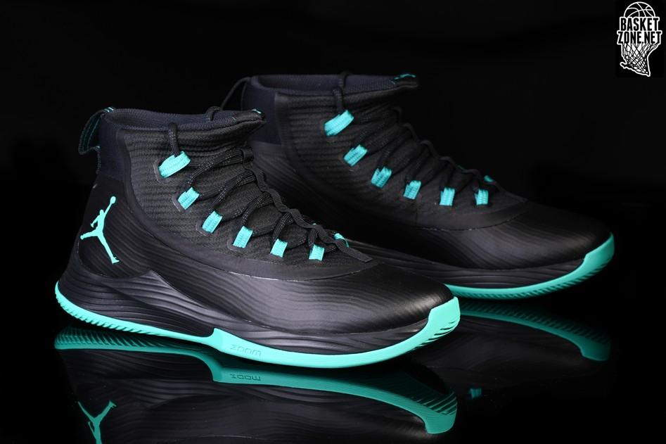 separation shoes 507e0 274d4 ... release date nike air jordan ultra.fly 2 black hyper jade jimmy butler  bdcab de8bb
