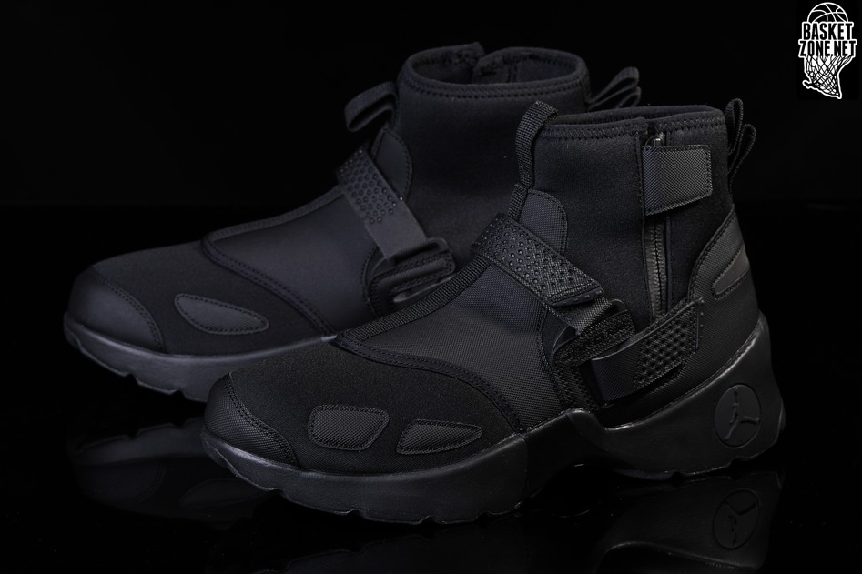 online retailer 99bef e3692 NIKE AIR JORDAN TRUNNER LX HIGH BLACK