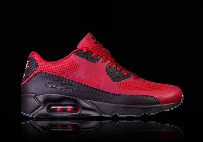 NIKE AIR MAX 90 ULTRA 2.0 ESSENTIAL NOBLE RED price €129.00