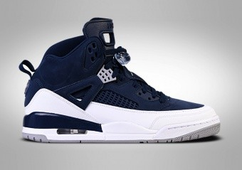NIKE AIR JORDAN SPIZIKE WHITE MIDNIGHT NAVY