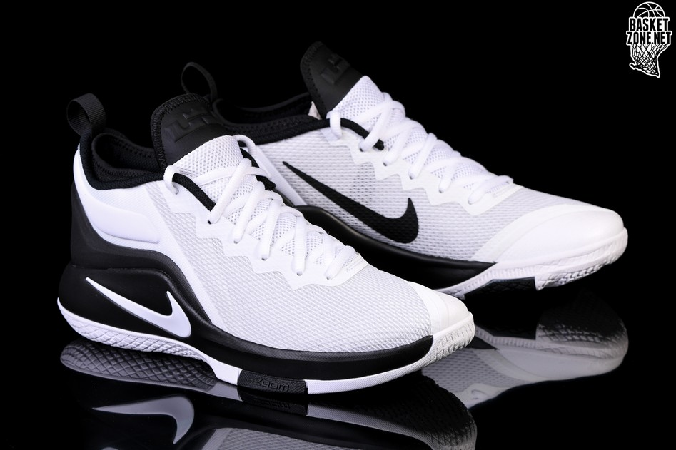 78f3d7d1b314 NIKE LEBRON WITNESS II WHITE BLACK price €85.00