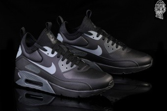 best website 9c31e a9505 NIKE AIR MAX 90 ULTRA MID WINTER BLACK