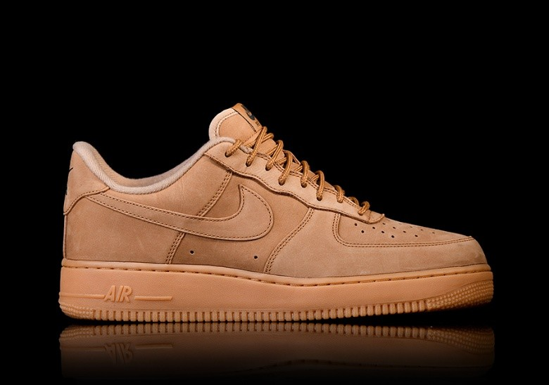 NIKE AIR FORCE 1 '07 WB FLAX PACK WHEAT
