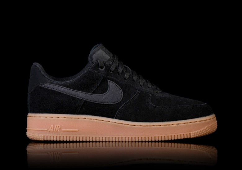 Air Lv8 1 Nike Suede Black Price '07 Force dCtsrhQ