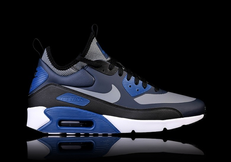 pretty nice bb46a 02e17 NIKE AIR MAX 90 ULTRA MID WINTER OBSIDIAN pour €135,00 | Basketzone.net