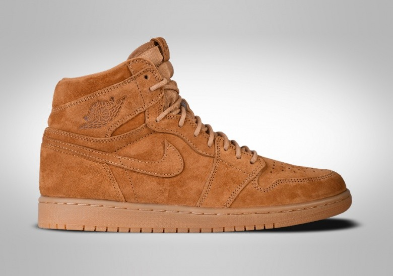 c375828790a809 NIKE AIR JORDAN 1 RETRO HIGH OG WHEAT per €135