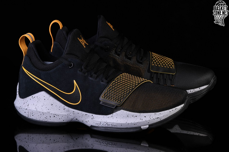 27fdf84e10ff NIKE PG 1 BLACK UNIVERSITY GOLD price €109.00
