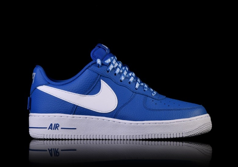 NIKE AIR FORCE 1 '07 LV8 NBA PACK GAME ROYAL