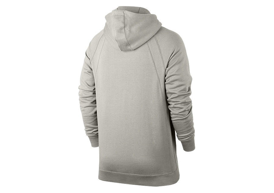 2f0f54709734 NIKE AIR JORDAN WINGS FLEECE PULLOVER HOODIE LIGHT BONE price €82.50 ...