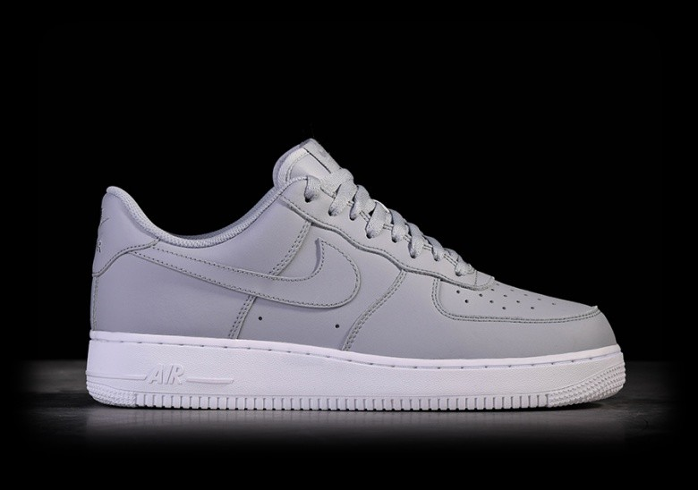 reputable site 83b79 bb58a NIKE AIR FORCE 1  07 WOLF GREY