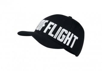NIKE AIR JORDAN JUMPMAN CLASSIC99 'CITY OF FLIGHT' CAP BLACK
