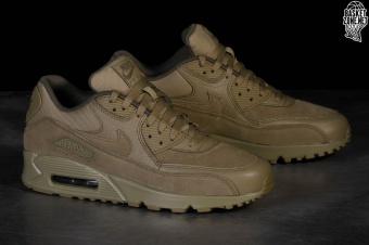 best sneakers af208 63bfc NIKE AIR MAX 90 PREMIUM NEUTRAL OLIVE