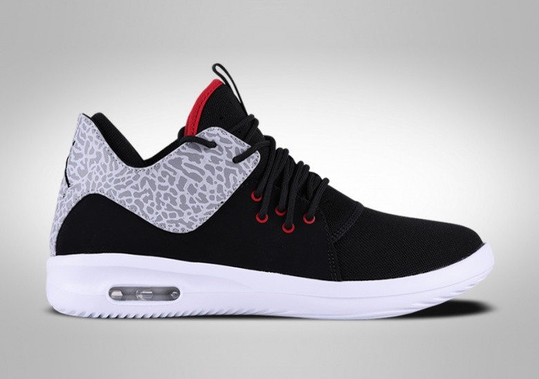 NIKE AIR JORDAN FIRST CLASS BLACK CEMENT