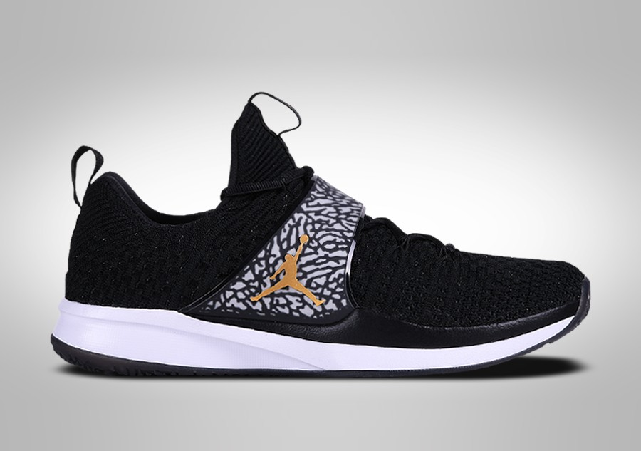 2e23d6f8b661 NIKE AIR JORDAN TRAINER 2 FLYKNIT BLACK WHITE price €99.00 ...