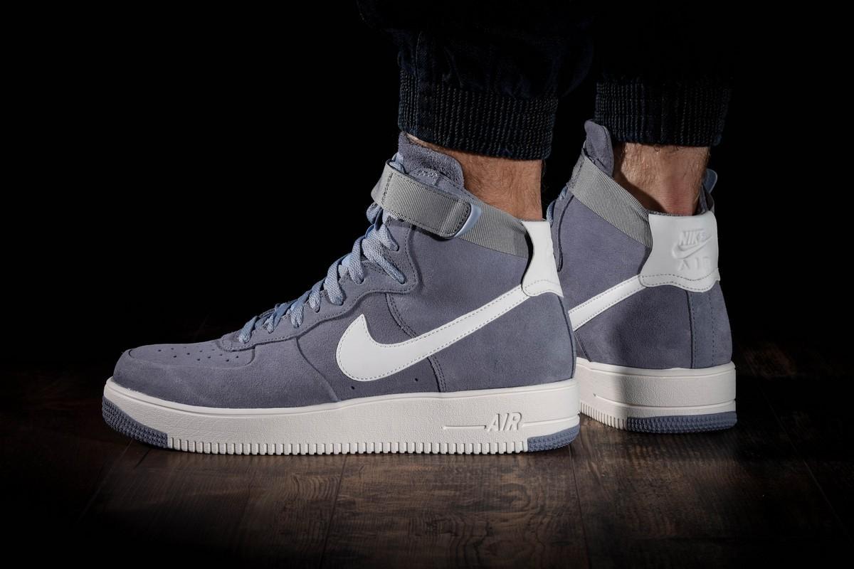 Italia Nike Air Force 1 Ultraforce Leather Trainers In